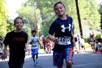 Glen Rock Jaycees Junior Mile and Kids Run 9/7/15