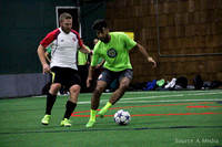 ISP 2017 Indoor Soccer game
